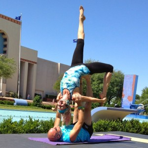 Yoga 4 Love with Lisa &amp; Rich