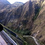Ride out of Alausi